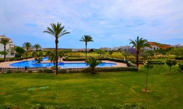 Murcia, Hacienda Riquelme Golf, Atlantico 82, Primera Planta con Vista a la Piscina