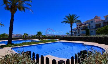 Murcia, Hacienda Riquelme Golf, Atlantico 118, Segunda Planta con Gran Terraza en L
