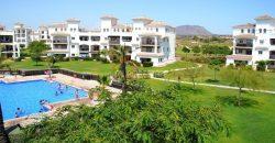 Murcia, Hacienda Riquelme Golf, Sucina, Furnished Ground Floor Looking the Putting Range