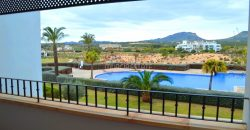 Murcia, Hacienda Riquelme Golf, Sucina, Fully Furnished First Floor, Looking the Pool and the Mountains