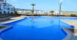 Murcia, Hacienda Riquelme Golf, Sucina, Glass Curtains Second Floor with Pool View