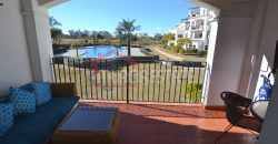 Murcia, Hacienda Riquelme Golf, Sucina, Furnished First Floor with Pool and Golf views