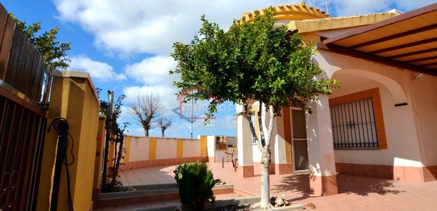 Murcia, Sucina, Semi-Furnished 3Beds Villa, Covered Parking
