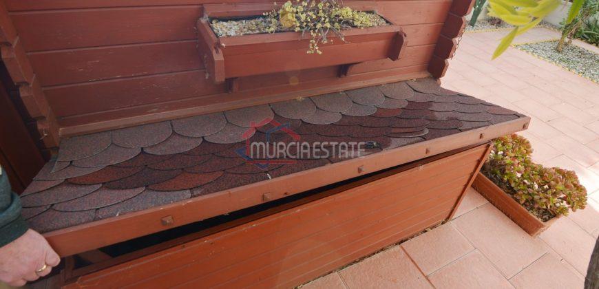 Murcia, Sucina, Detached 3Beds Villa, Big Private Pool