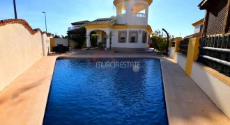 Murcia, Sucina, 3Beds Villa, Private Pool