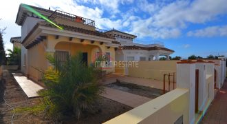 Murcia, Sucina, 3Beds Semi-Furnished Villa, Big Plot