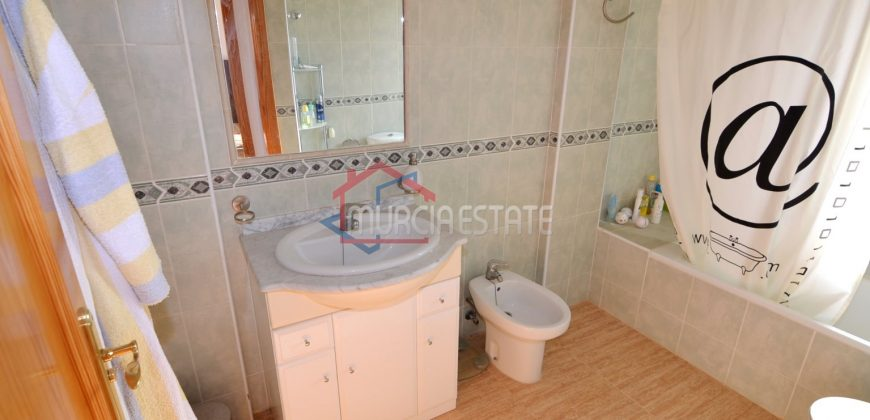 Murcia, Sucina, Furnished 3Beds Villa with Nice Garden