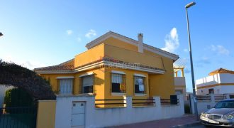 Murcia, Sucina, Unfurnished 3Beds Villa, Huge Underground