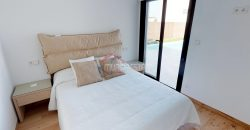 Murcia, Sucina, 3 Bedrooms Chalet with Laguna Pool