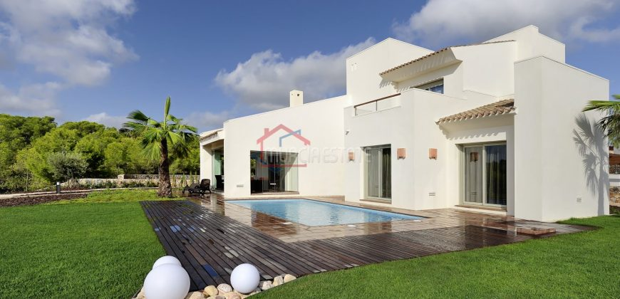 Alicante, Campoamor, Las Colinas Golf, Villas Madroño 43, 4 Beds, 5 Baths