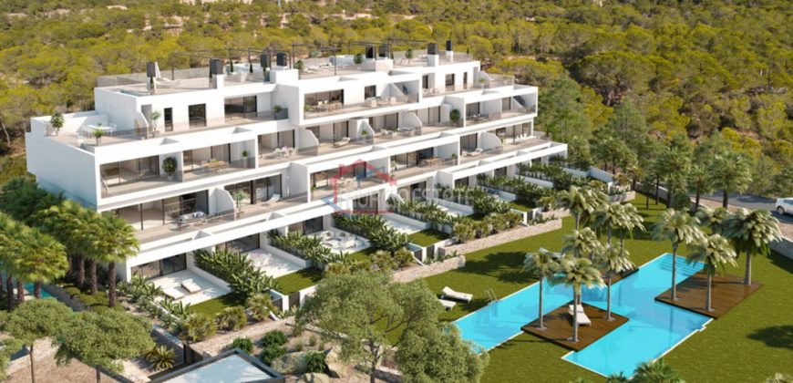 Alicante, Campoamor, Las Colinas Golf, Hinojo, 2 Beds, 2 Baths