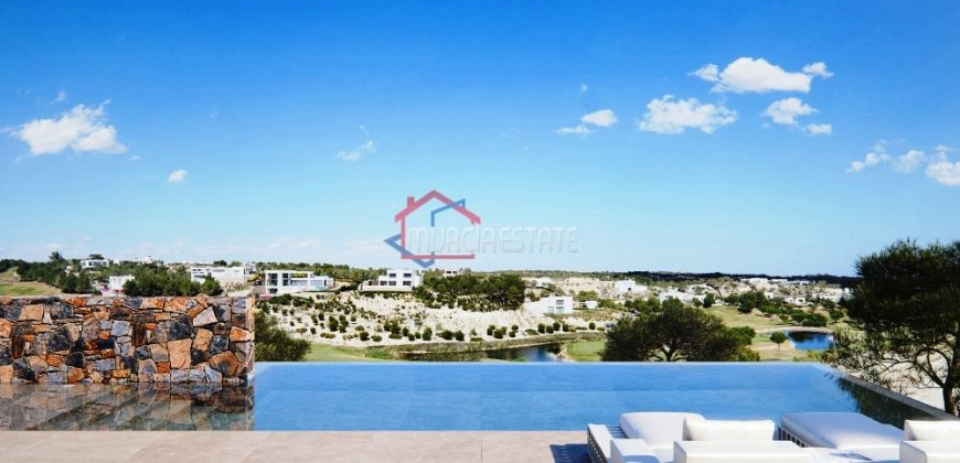 Alicante, Campoamor, Las Colinas Golf, Villas Madroño 41, 4 Beds, 3+1 Baths