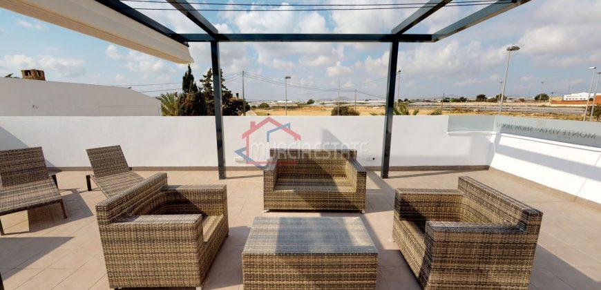 Alicante, Pilar de la Horadada, M.Vista, Villa, 3 Beds, 2 Baths