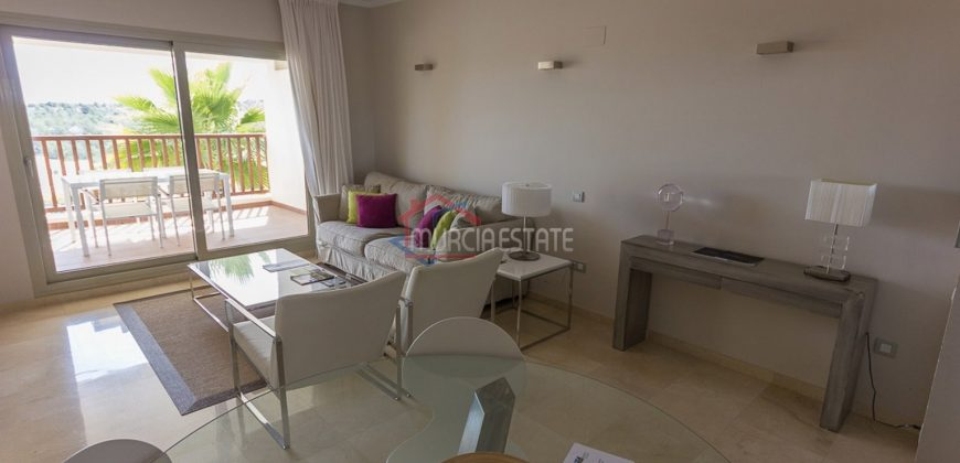 Alicante, Campoamor, Las Colinas Golf, Encina, 2 Beds. 2 Baths