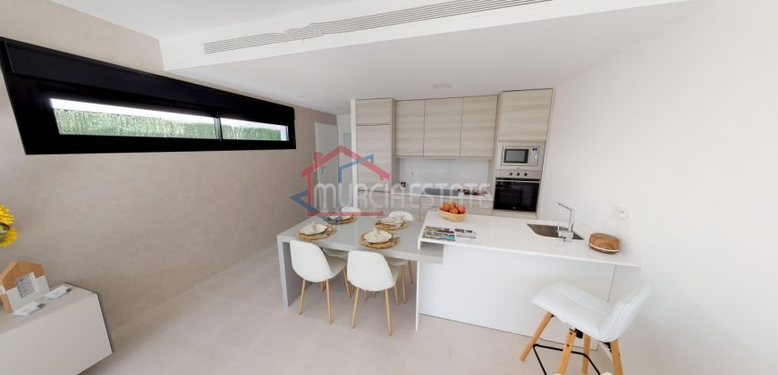 Murcia, Los Alcazares, Serena Golf, PanVillas, 3 Beds, 2 Baths
