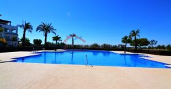 Murcia, Hacienda Riquelme Golf, 2 Beds Ground Floor, Pool view