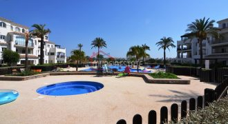 Murcia, Hacienda Riquelme Golf, Atlantico 128, First Floor, L Shape Terrace, Golf-Lake Views