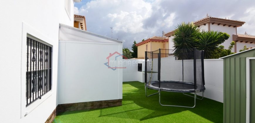 Murcia, Sucina, Detached Villa, 3 Beds, 2 Baths, Big Private Pool, Lot Improvements