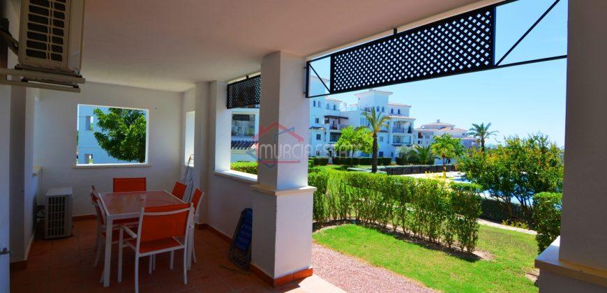 Murcia, Hacienda Riquelme Golf, Egeo 44, Ground Floor, Holiday Rentals