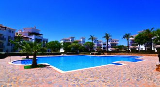Murcia, Hacienda Riquelme, 2 Bedrooms, Beautiful Ground Floor
