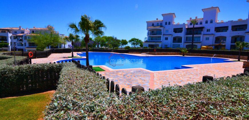 Murcia, Hacienda Riquelme Golf, Atlantico 16, Ground Floor, Holiday Rentals