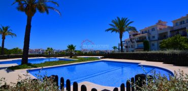 Murcia, Hacienda Riquelme Golf, Atlantico 118, L Shape Second Floor