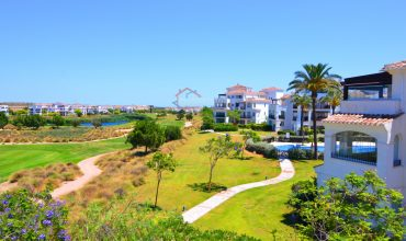 Murcia, Hacienda Riquelme Golf, Atlantico 148, 2º Floor, Views to the Golf and Pool
