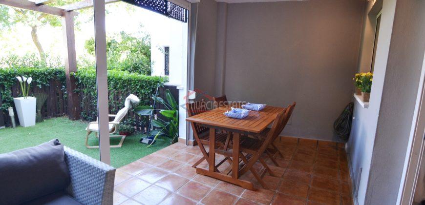 Murcia, Hacienda Riquelme, 2 Bedrooms, Beautiful Ground Floor