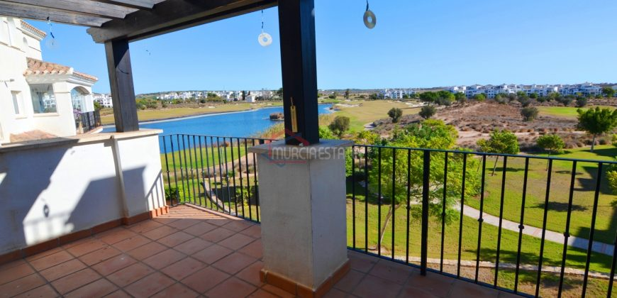 Murcia, Hacienda Riquelme, Long Term Rental, Second Floor, Lake Views